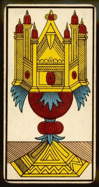 Tarot Card - As de Coupe (Ace of Cups)