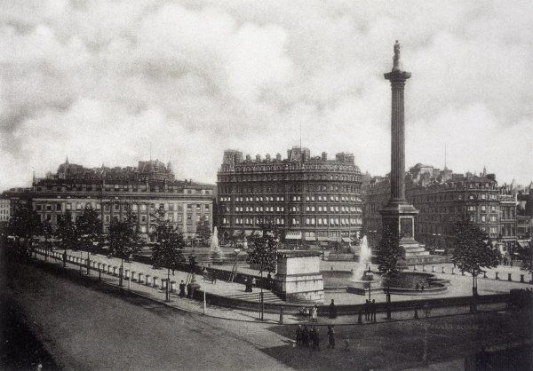 Photograph of Trafalgar Square
