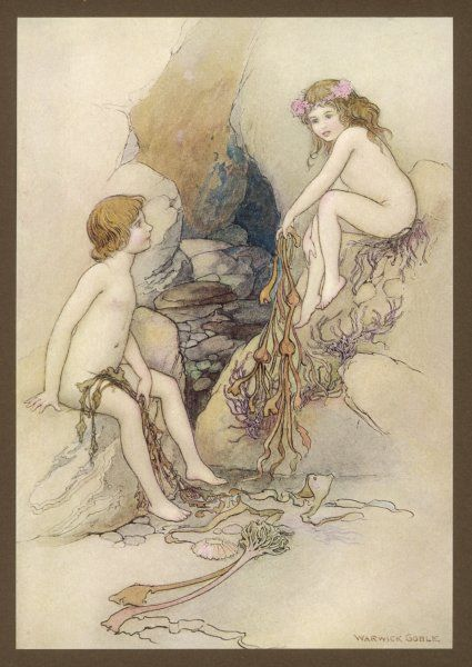 Water Babies/Goble/1909