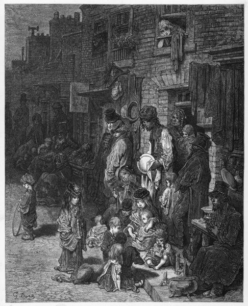 Whitechapel/Slums/1870