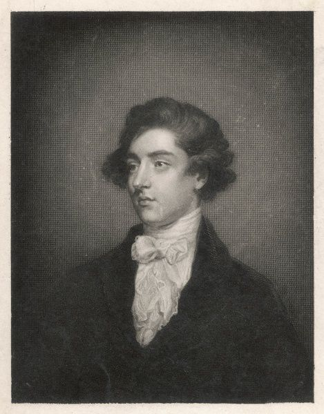 WILLIAM BECKFORD English writer, dilettante and art collector