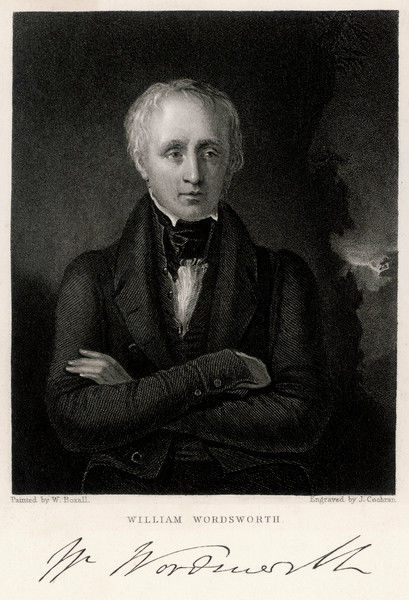 WORDSWORTH [BOXALL]. WILLIAM WORDSWORTH English writer