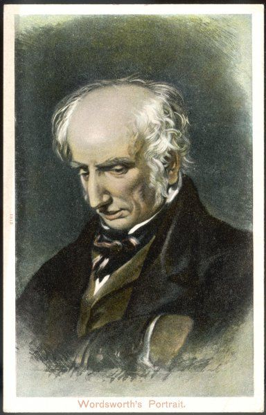 WILLIAM WORDSWORTH English poet