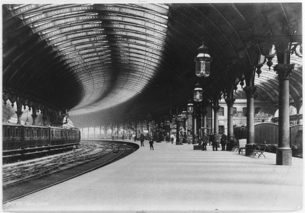 YORK STATION/FRITH 1