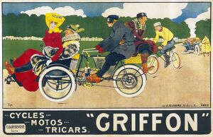 ADVERTISEMENT - BICYCLES