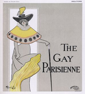 ADVERT/GAY PARISIENNE