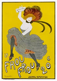 ADVERT/PRESS FROU-FROU
