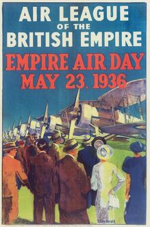 Air League of the British Empire Poster