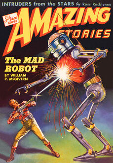 <b>Sci Fi Magazine covers</b><br>Selection of 75 items
