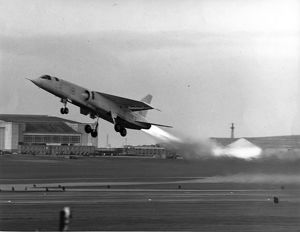 BAC TSR-2 XR219 during take-off