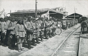 new items grenville collins collection/band turkish army palestine awaits djemal pasha