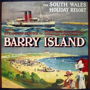 Barry Island poster