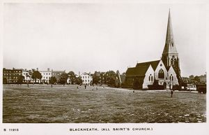 BLACKHEATH/ALL SAINTS