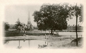BLACKHEATH/CHURCH/POND