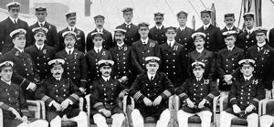 The brave Titanic engineers, including 14 of whom were lost.