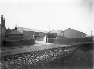 The Bristol Filton works in October 1910
