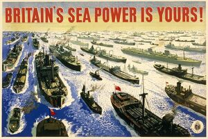 Britain's Sea Power Is Yours