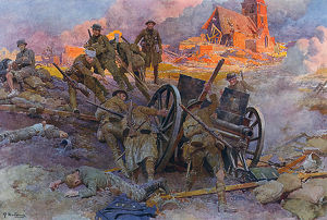 British Advance on Western Front