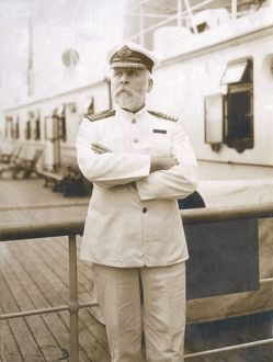CAPTAIN SMITH/TITANIC