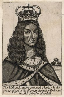 CHARLES II, BRITISH KING