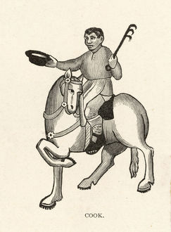CHAUCER, THE COOK