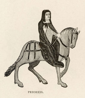 CHAUCER, THE PRIORESS