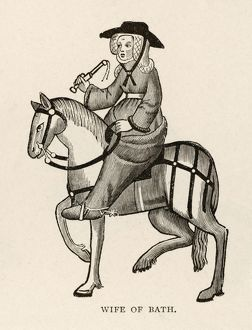 CHAUCER, WIFE OF BATH