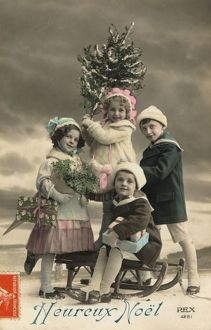 CHILDREN OBTAIN TREE