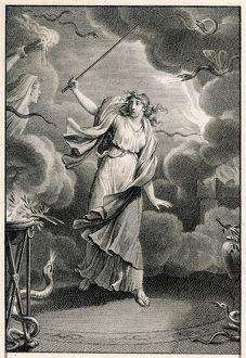 CIRCE DOES MAGIC