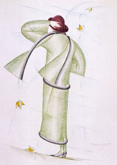COAT BY VIONNET 1923