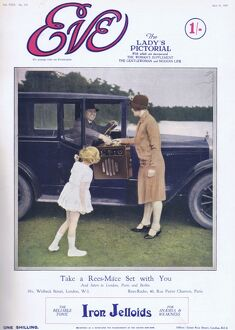 cover eve magazine 11 may 1927