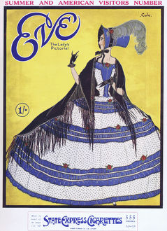cover eve magazine 18 may 1927