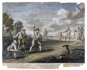 CRICKET MATCH 1743