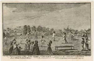 CRICKET AT WHITE CONDUIT