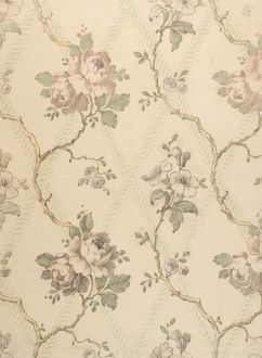 Design for Textile or Wallpaper with roses
