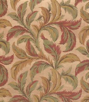 Design for Wallpaper with leaves