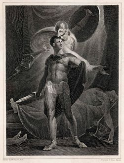 DIOMEDES AND MINERVA
