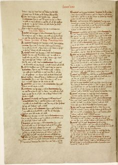 The Domesday Book, Oxfordshire