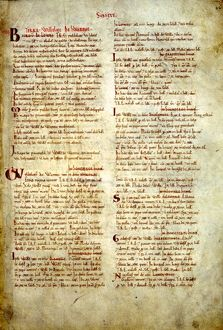 The Domesday Book, Sussex