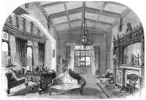 Drawing Room, St Clare, Isle of Wight