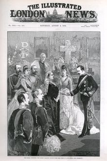 Duke of Fife marries Princess Louise of Wales