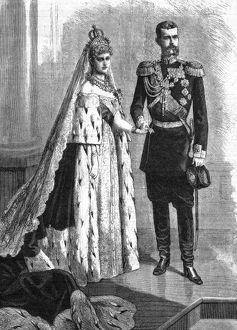 Duke Sergei Alexandrovich and Elizabeth of Hesse