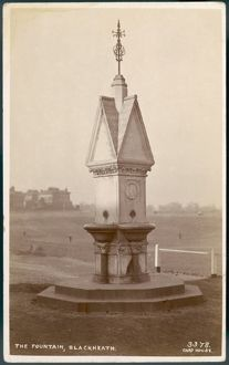 THE FOUNTAIN, BLACKHEATH