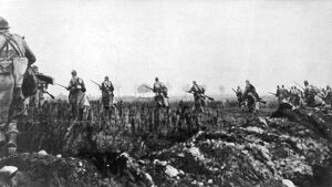 French Front 1915