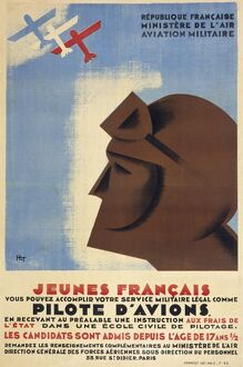 FRENCH AIR FORCE POSTER