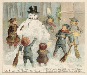 GAME/WINTER/SNOWMAN 19C