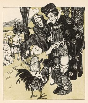 GRIMM/HANS THE HEDGEHOG