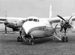 Handley Page HPR7 Herald