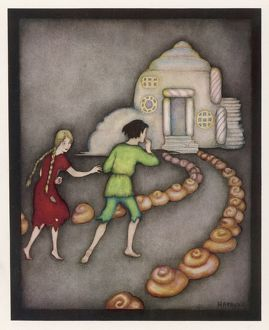 HANSEL & GRETEL/HARBOUR