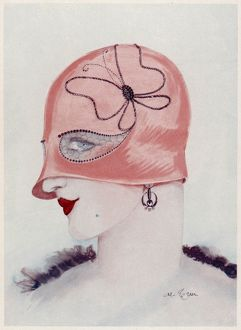 HAT & MASK IN ONE 1929